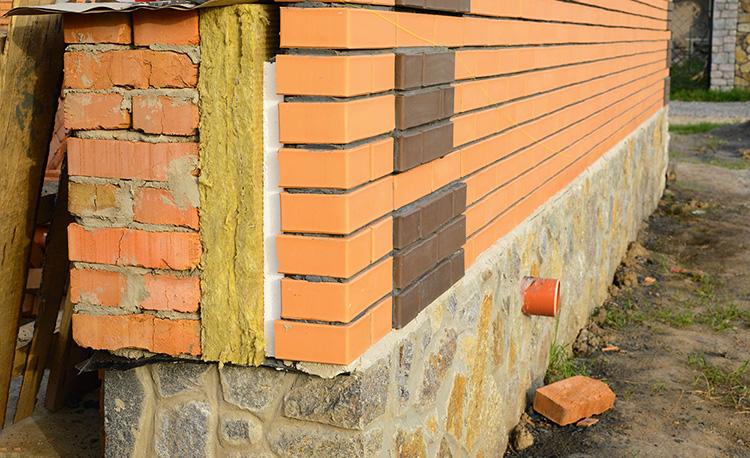 Утепление стен кирпичного дома фото