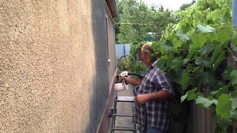 Правильная покраска стен водоэмульсионной