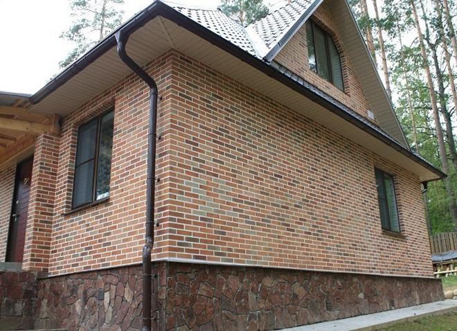 Клинкерные термопанели для фасада