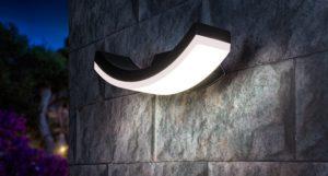 Светильники настенные для фасада