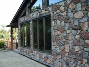 Природный камень для отделки дома