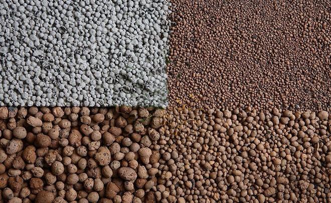 Разновидности керамзита
