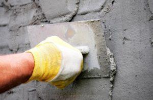 Цементно-Песчаная штукатурка стен