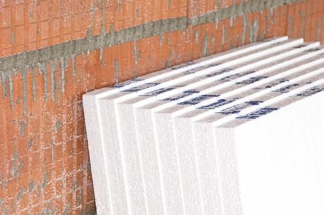 Утеплитель для стен пенопласт