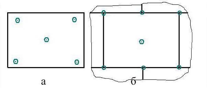 Монтаж крепежа для пенопласта