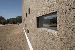 Пробковый утеплитель для фасада
