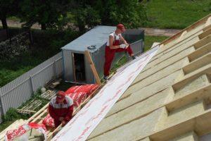 Утеплитель для крыши Роквул