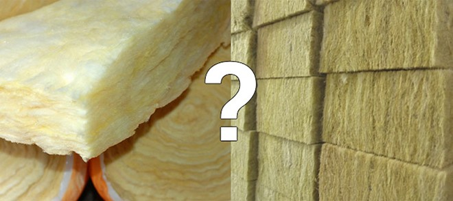 Миниральная или базальтовая вата