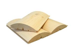 сайдинг деревянный