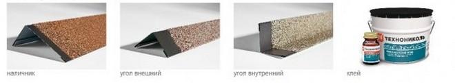 комплектующие фасадных панелей