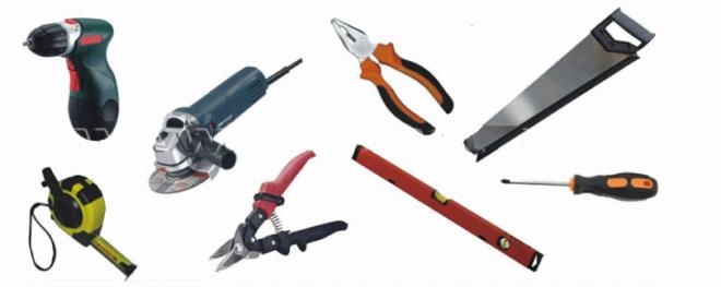 инструменты для монтажа цокольного сайдинга