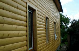 отделка сип-дома блок хаус