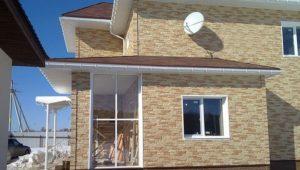сип дома отделка декоративными панелями