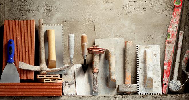 инструмент для нанесения штукатурки