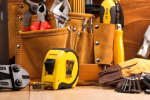 Необходимый инструмент для работ