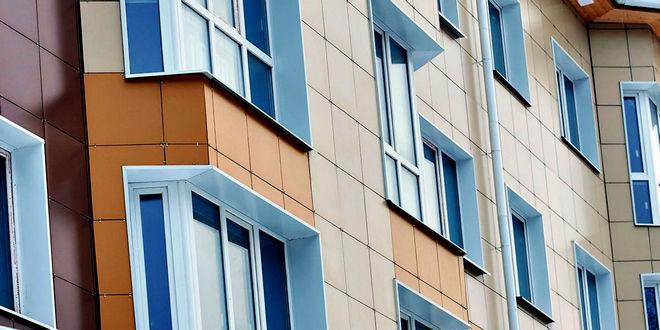 Проектирование вентилируемых фасадов