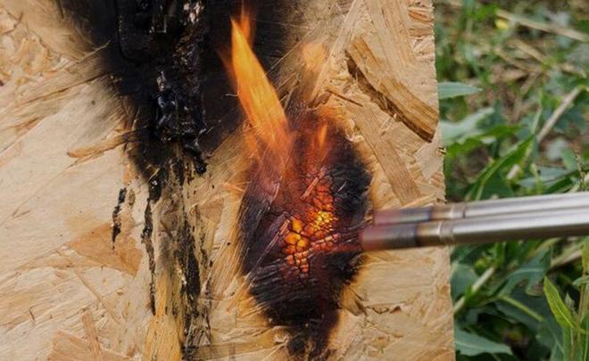 огнестойкость осп-плит