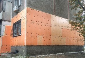 Пеноплекс Стена
