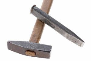 молоток и зубила