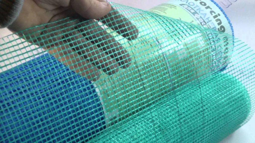Малярная сетка под шпаклевку