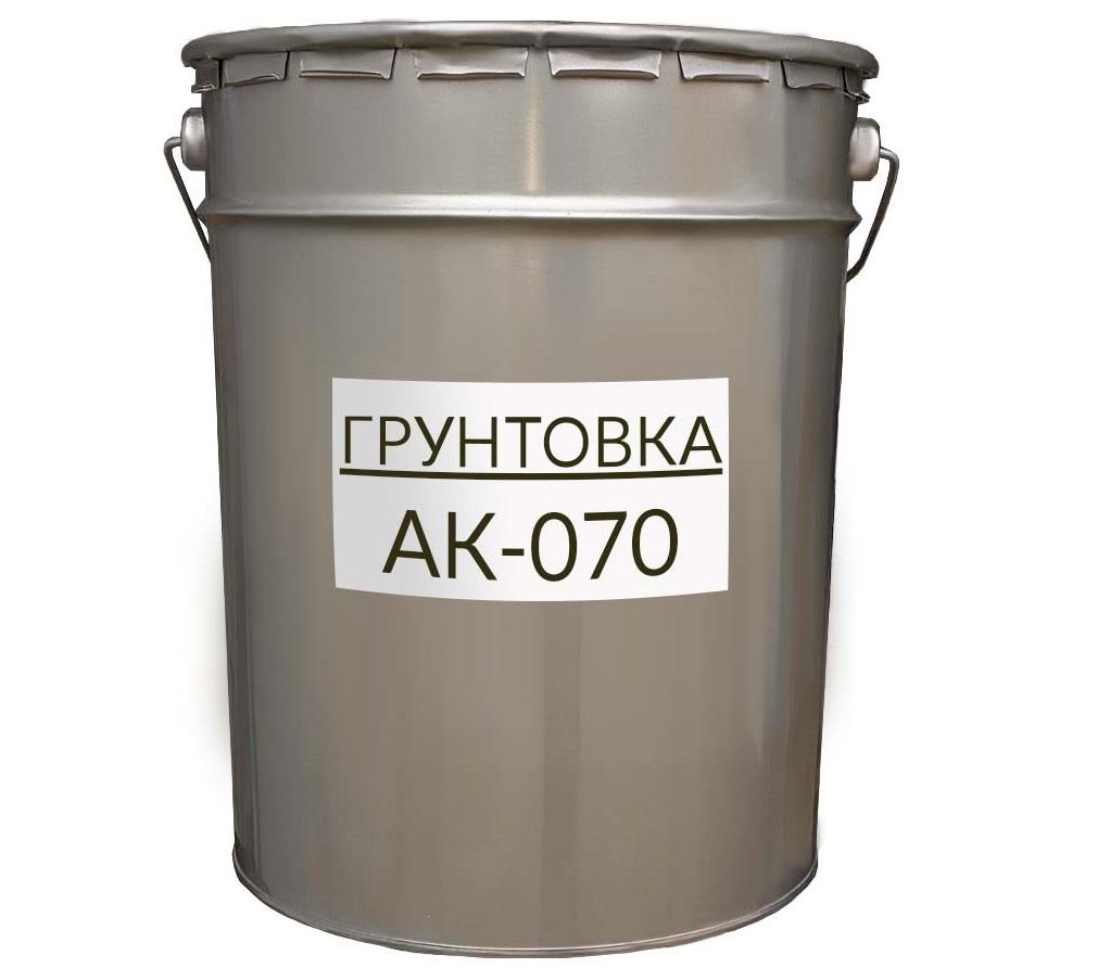 Грунтовка марки АК 070