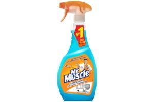 средство для мытья окон «Мистер Мускул»