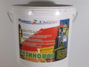 Балтиколор с товаром Super Decor Rubber