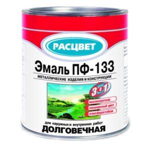 Краска ПФ 133