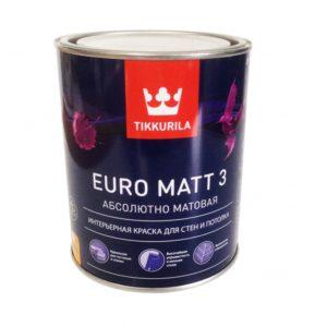Euro 3 Matt (Тиккурила)
