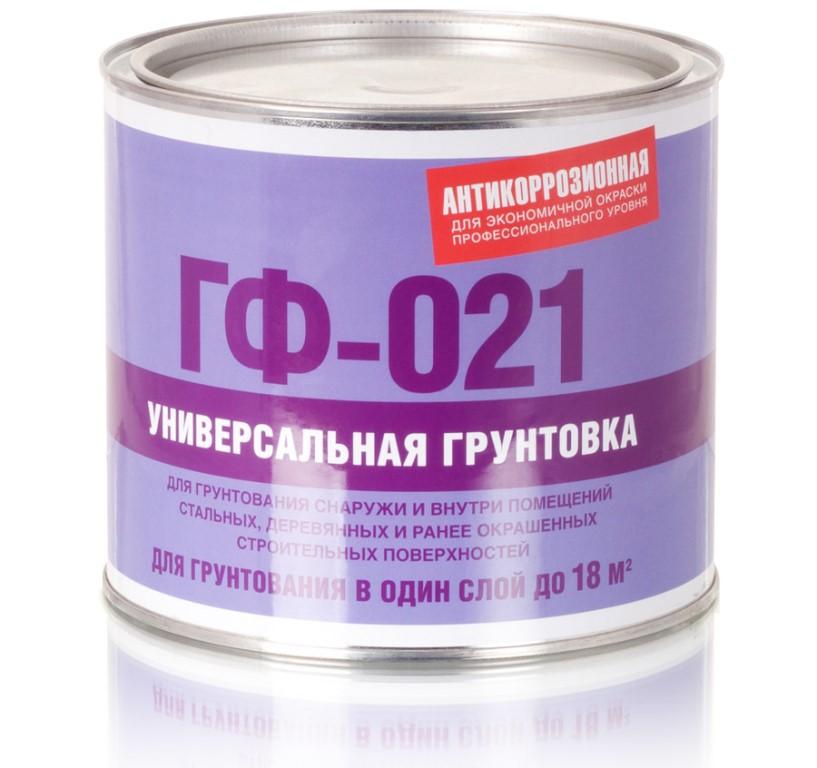 Глифталевая грунтовка ГФ 021