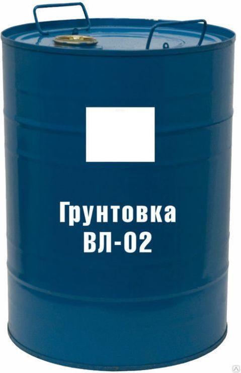 Грунтовка ВЛ-02