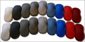 Матовые краски софт точ